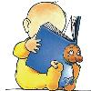 """MEDIATHEQUE - Animation bébés lecteurs : """"Un, deux, pois"""""""