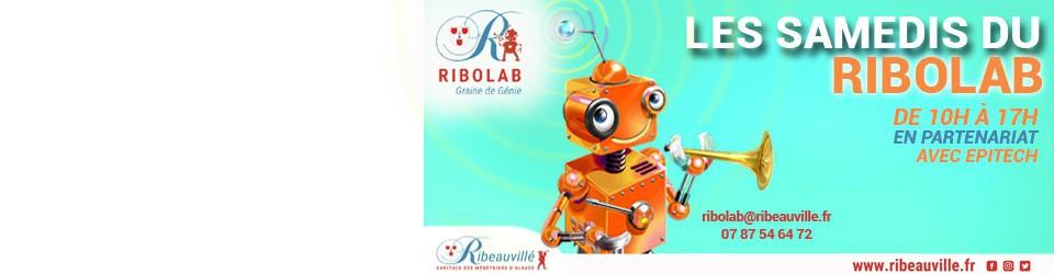 RIBOLAB - les Ateliers du Samedi