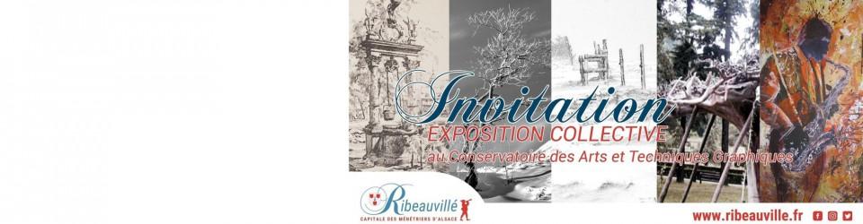 Exposition Collective au Conservatoire des Arts et Techniques Graphiques