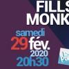 AU PARC - FILLS MONKEY