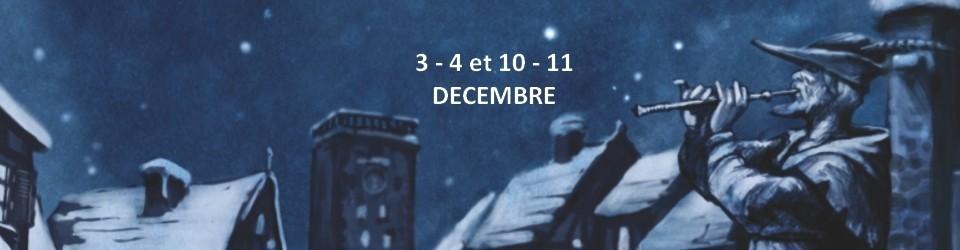 Marché de Noël Médiéval 2016