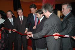 Inauguration du Casino